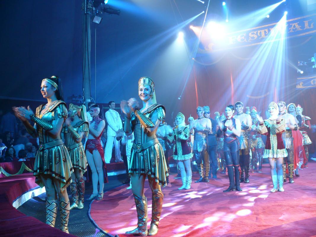 В Латине завершился фестиваль циркового искусства «Город Латина»