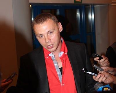 Главный администратор компании Олега Конова «Интерцирк»  Василий Колос.