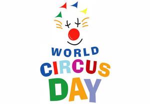 Логотип Международный день цирка