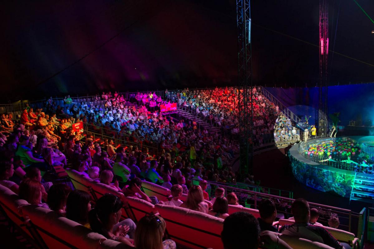 «НА-НА» выступит в цирке «Omsk-Circus-Hall»