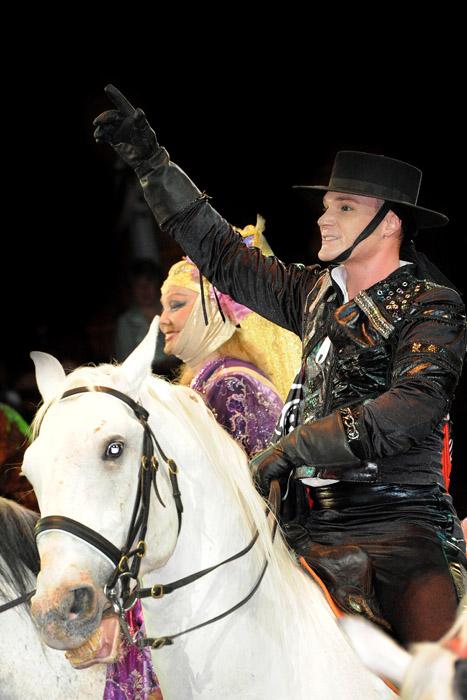 пантомима Т. Нугзарова Zorro Viva