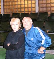 Кузнецова и Федоров
