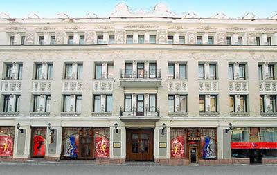 Интервью с адвокатом экс-главы Росгосцирка Фарзаны Халиловой Николаем Фрейтаком.