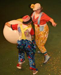 Детская цирковая школа